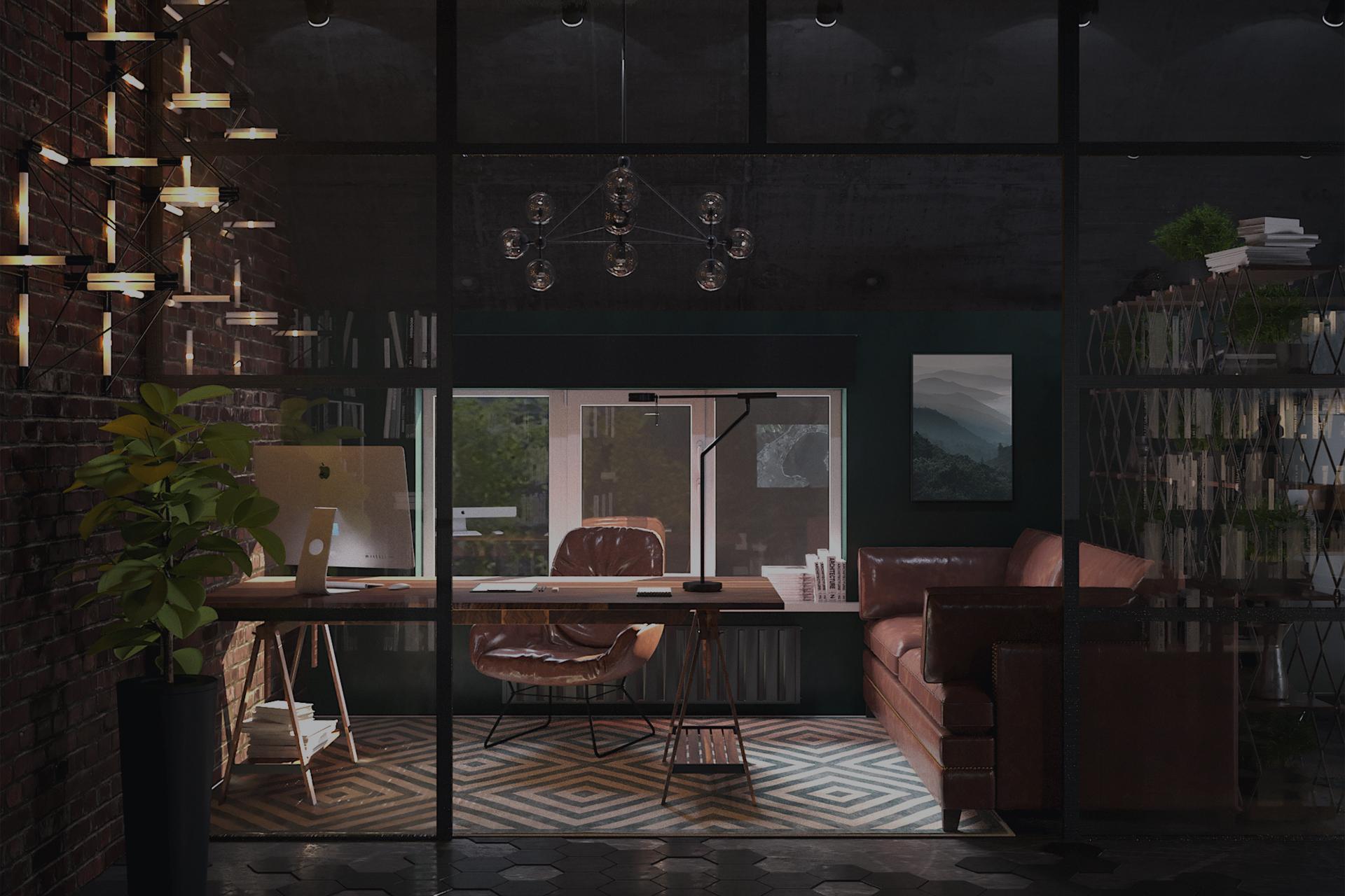 Офисы рекламной компании «Эпицентр»