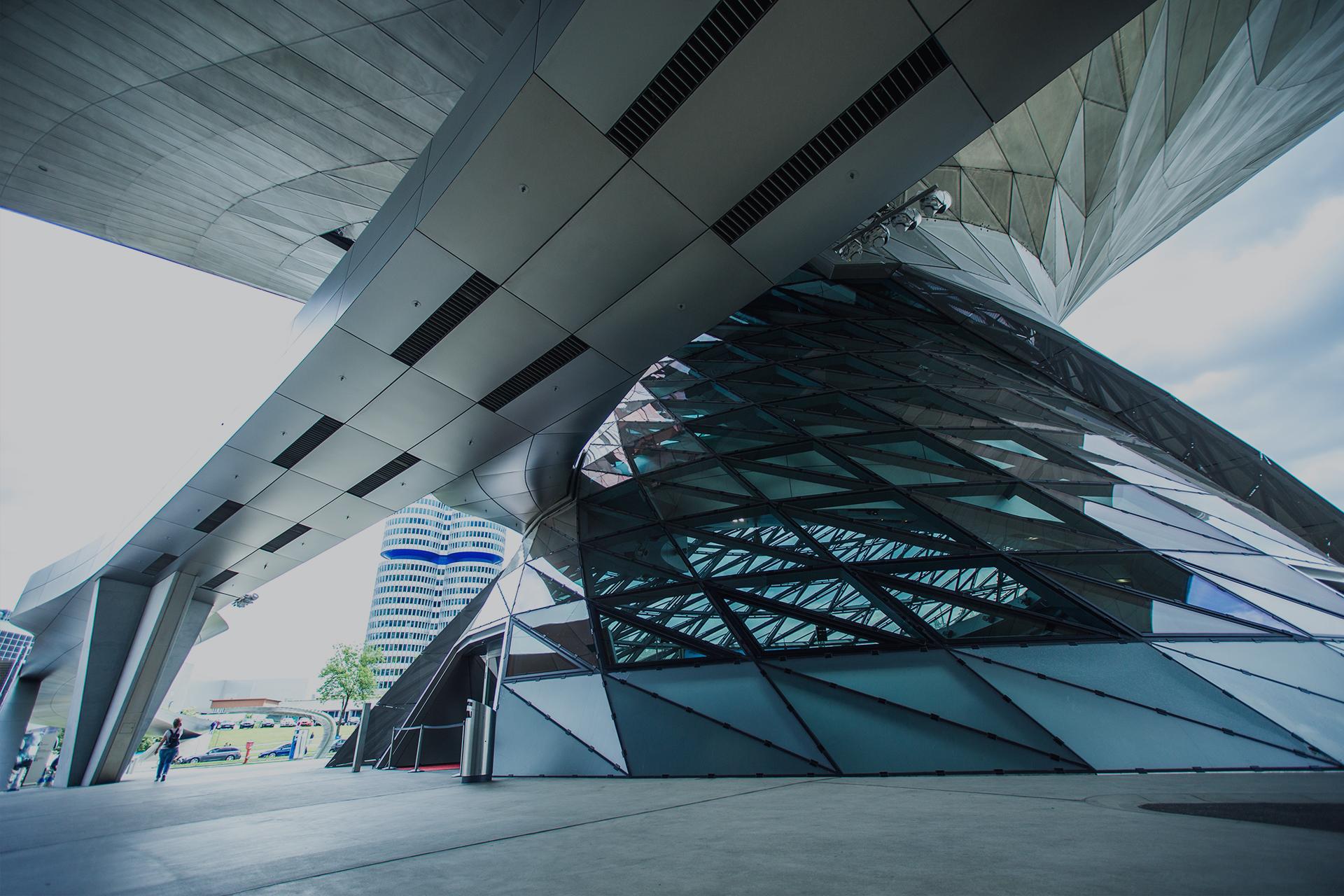 BMW-Welt  Мюнхен, Германия