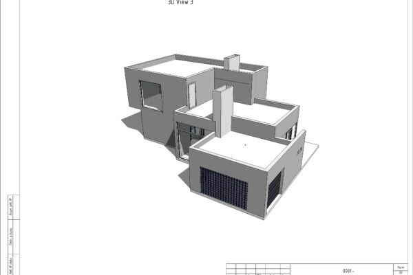 ЛСТК 1 - Sheet - 3D View 3 - Unnamed