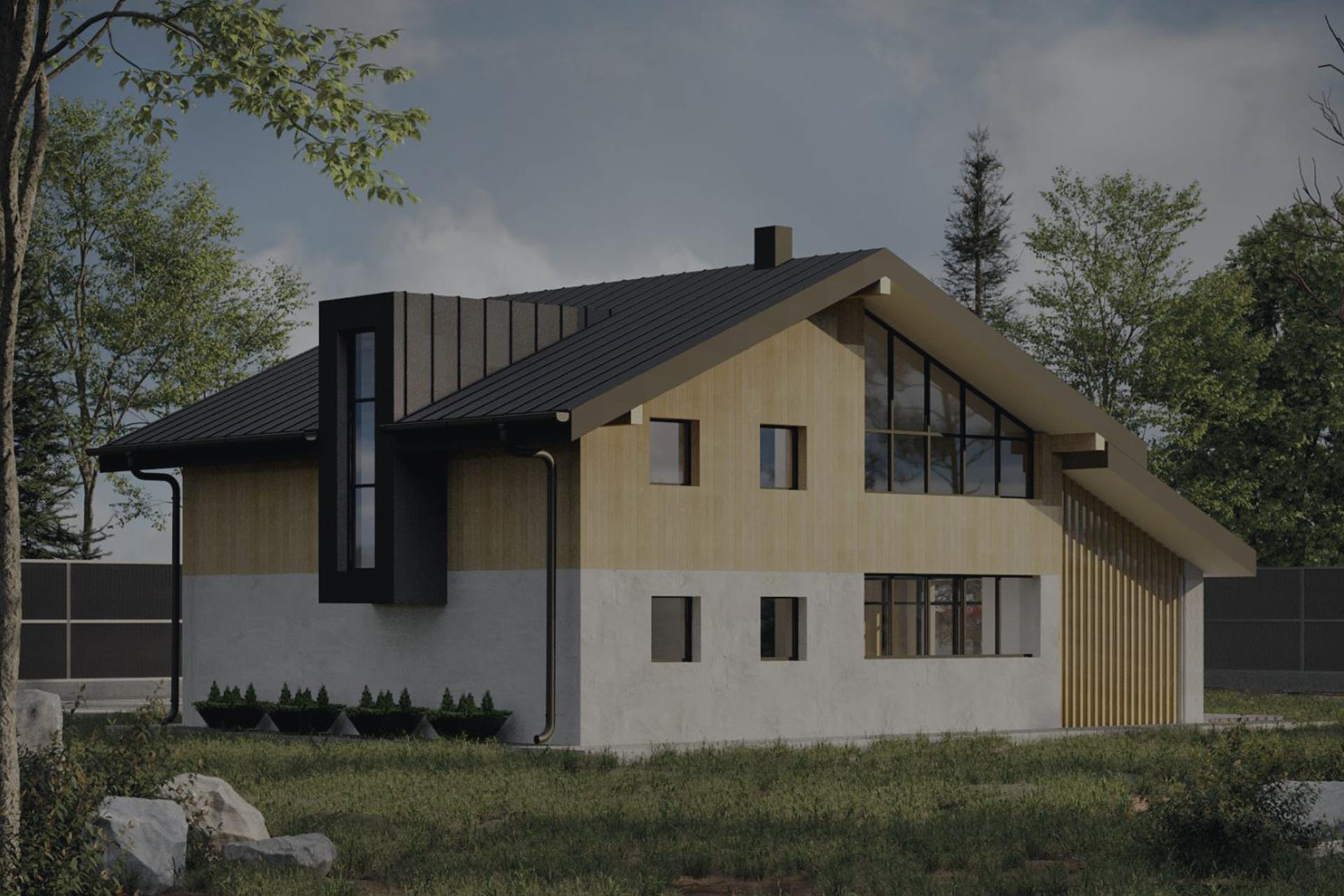 Дом в Варшко